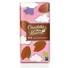 Čokoláda mléčná 39%  BIO 100g