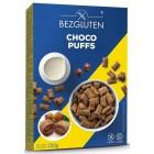 Bezgluten: Choco puffs kakaové polštářky s náplní 250g