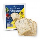 Bezlepkový chléb vícezrnný s chia semínky 200g