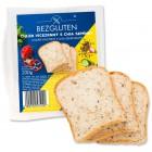 Bezgluten: Bezlepkový chléb vícezrnný s chia semínky 200g