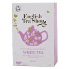 ETS: Bílý čaj  BIO 20x2g