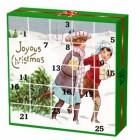 ETS: Adventní kalendář Radotné vánoce 25ks