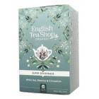 ETS: White Tea, Matcha & Cinnamon BIO 20x2g