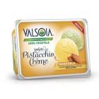 Valsoia: Sójová zmrzlina mandlovo - pistáciová 500g