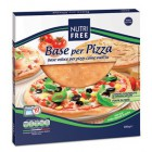 NutriFree: Pizza korpus předpečený bezlepkový 200g