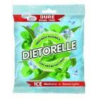 Drops s příchutí mentol+eucalyptus bez cukru 70g