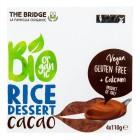 Dezert rýžový kakao BIO 4x110g