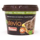 Oříšková pomazánka Stevia bezlepková 200g