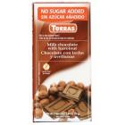 Torras: Mléčná čokoláda s lískovými ořechy 75g