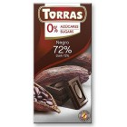 Hořká čokoláda 72% 75g