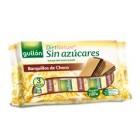 Gullón: Oplatky čokoládové bez cukru 70g