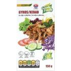 Goody Foody: Gyros & kebab s kuřecí příchutí 150g