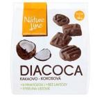 Diacoca sušenky kakaovo - kokosové 180g