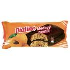 Dialine: Medový perník s ovocnou náplní v tmavé polevě 60g