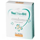 Dr.Müller: Tea Tree Oil condoms 3ks
