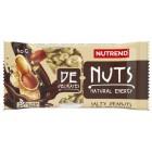 Nutrend: DeNuts: Slané arašídy v hořké čokoládě 40g