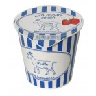 Kozí jogurt jahoda 150g