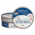 Saloos: Měsíčkové dětské máslo BIO 150ml