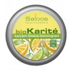 bio Karité: Balzám Limeta-lemongrass 50ml