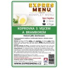 EXPRES MENU: Koprovka s vejcem a bramborem 470g
