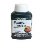 MedPharma: Papaya enzym bez cukru 107tbl.
