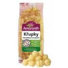 Amarantové křupky česnekové se sýrem 80g