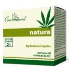 Cannaderm: Natura hydratační mýdlo pH 5,5 100g