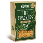 Life Crackers s medvědím česnekem BIO 90g