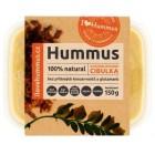 Hummus cizrnová pomazánka karamelizovaná cibulka 150g