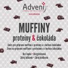Adveni: Muffiny proteiny & čokoláda 280g