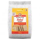 Adveni: Bezlepkový chléb REBEL celozrnný 500g