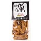 Yes chips hrachové s česnekem 80g