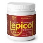 Lepicol PLUS trávicí enzymy prášek 180g