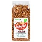 Granola - Křupavé müsli s karobem BIO 350g