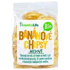 Banánové chipsy BIO 100g