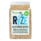 Rýže kulatozrnná natural BIO 500g