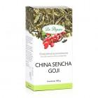 Dr. Popov: Zelený čaj China Sencha Goji 100g