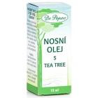 Dr. Popov: Nosní olej s tea tree 10ml