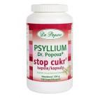 Dr. Popov: Psyllium kapsle Stop cukr 120cps.