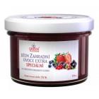 Grešík: Džem Zahradní ovoce extra speciální 220g