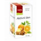Apotheke: Aktivní den kořeněný pomeranč 20x2g