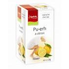 Apotheke: Pu-Erh a citron čaj 20x1,8g