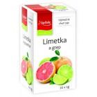 Apotheke: Ovocný čaj Limetka a grep 20x2g