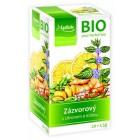Apotheke: Zázvor s citronem a mátou BIO 20x1,5g