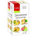 Apotheke: Zázvorovo citrusové čaje 4v1 20x2g