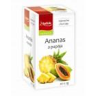 Apotheke: Ananas a papája 20x2g