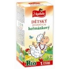 Apotheke: Dětský čaj heřmánkový BIO 20x1g