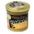 Pomazánka arašídová s kousky arašíd 140g