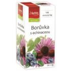 Apotheke: Borůvka s echinaceou 20x2g