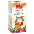 Apotheke: Dětský čaj na běžné pití 20x1,5g